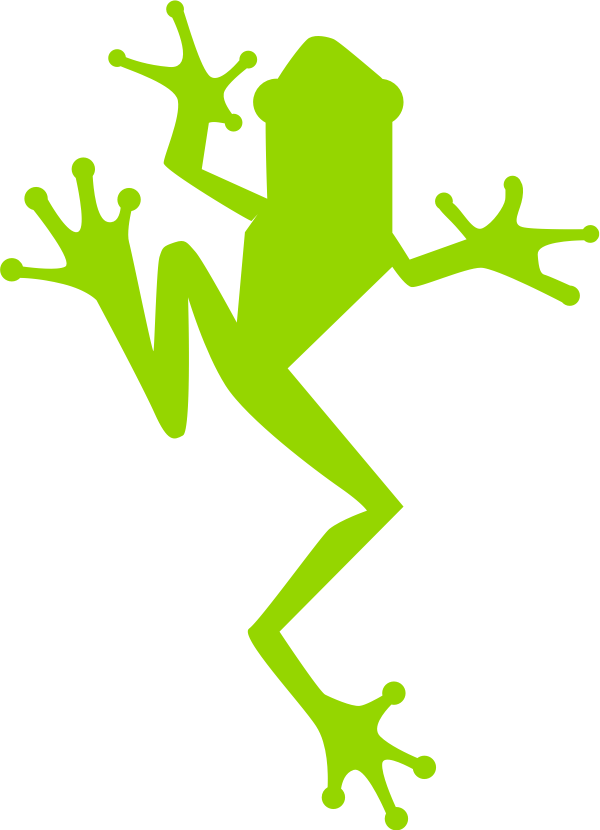 etf frog green
